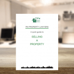 A quick guide to selling a property