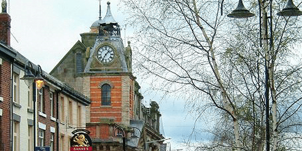 Crewe Market Hall, best places to live