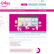 St Lukes Hospice - make a will month