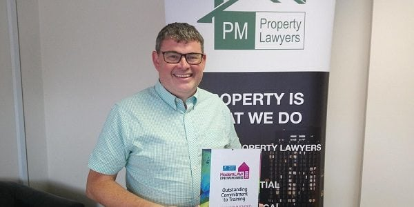 Recognition for PM Property Lawyers at top conveyancing awards