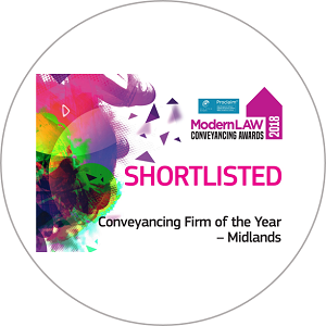 Modern Law Conveyancing Awards 2018 Conveyancing Firm of the Year
