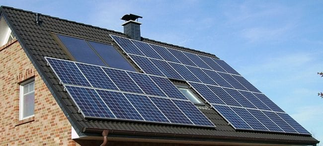 Solar panels - buying a house with solar panels