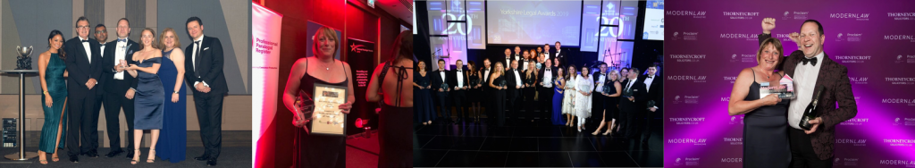 PM Property Lawyers awards wins